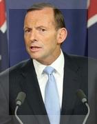 Tony Abbott, Primer Ministro australiano y anfitrión de la Cumbre del G20.