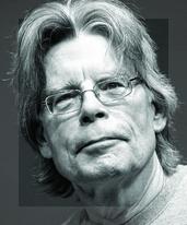 Stephen King, best seller del género de terror, le teme al Alzheimer.
