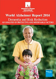 La ADI publicó su reporte anual días antes del Día Mundial del Alzheimer.