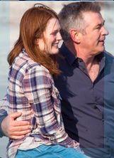 En 'Still Alice' Julianne Moore encarna a una enferma de demencia precoz. Alec Baldwin interpreta a su marido.