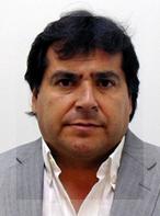 Lino Walter Aguilar, autor del proyecto de ley que recibió el dictamen de la Comisión de.