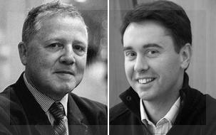 Emmanuel Hirsch y Fabrice Gzil, autores del artículo publicado el 21 de septiembre pasado.