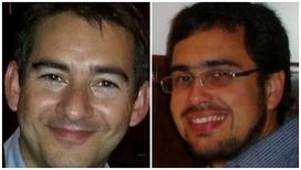 Patricio Pérez Leguizamon y Diego Cusato respondieron a las preguntas de MaldeAzlheimer con paciencia y generosidad.