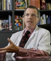 Entrevista al neurólogo suizo Julien Bogousslavsky
