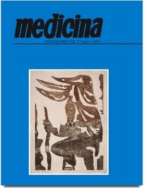 'Una encuesta sobre biomarcadores y dagnóstico precoz de la enfermedad de Alzheimer es el título' del paper publicado en la revista Medicina Buenos Aires.