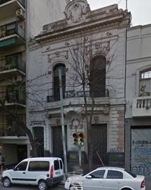 Edificio donde funciona el INAPsi.